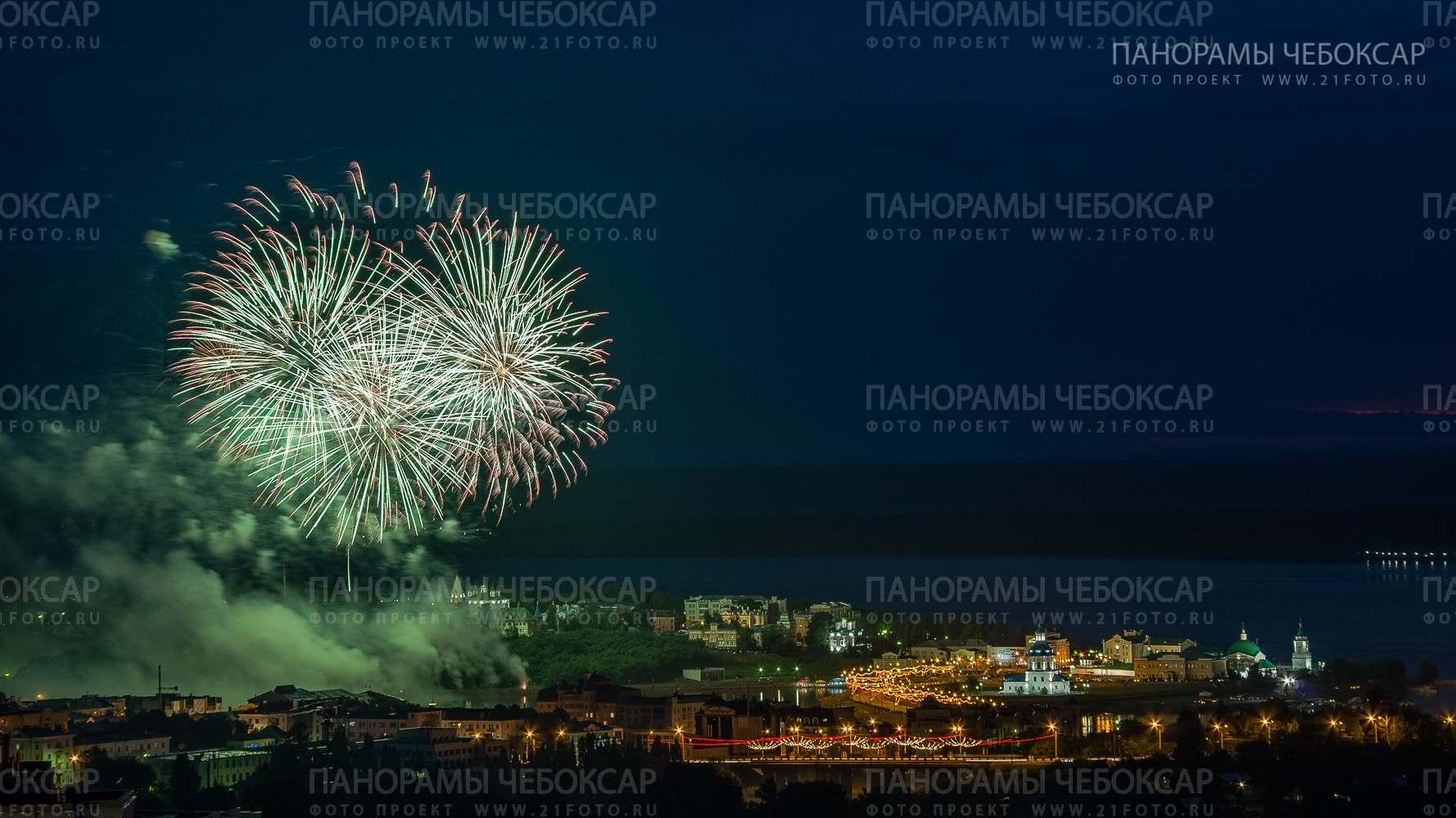 Салют — День республики 2013 2