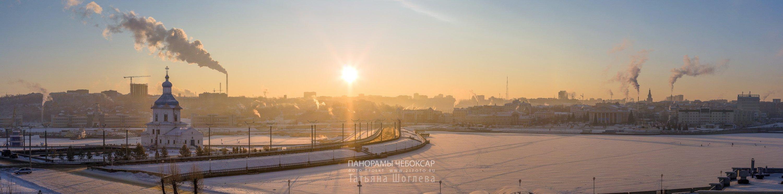 Залив зимой IV