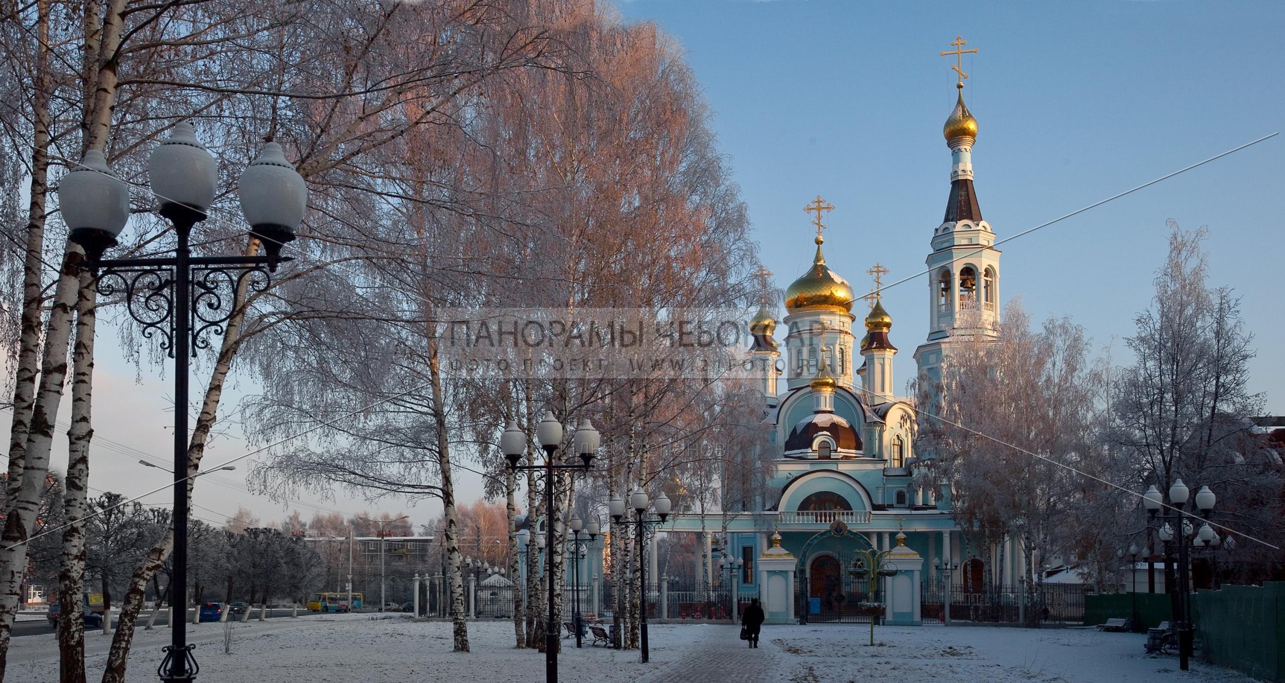 Покровско-Татианинский собор — Илья Степанов — Чебоксары