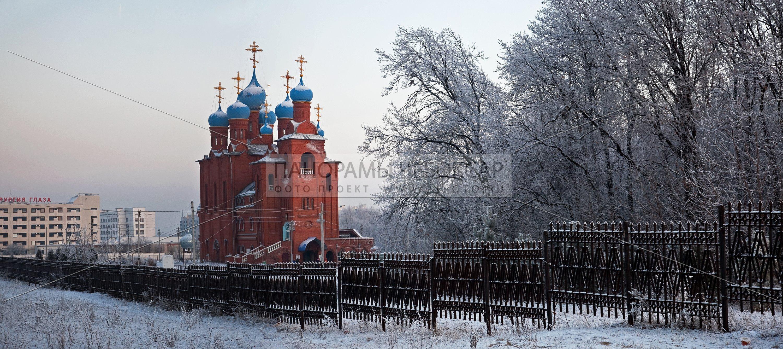Храм Новомучеников и исповедников российских — Илья Степанов — Чебоксары