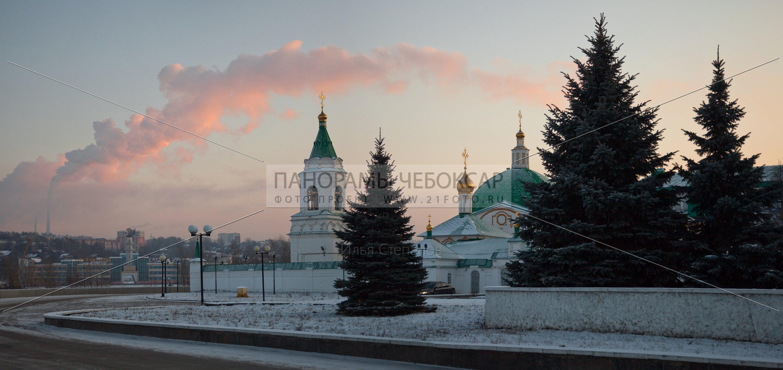 Свято-Троицкий мужской монастырь — Илья Степанов — Чебоксары