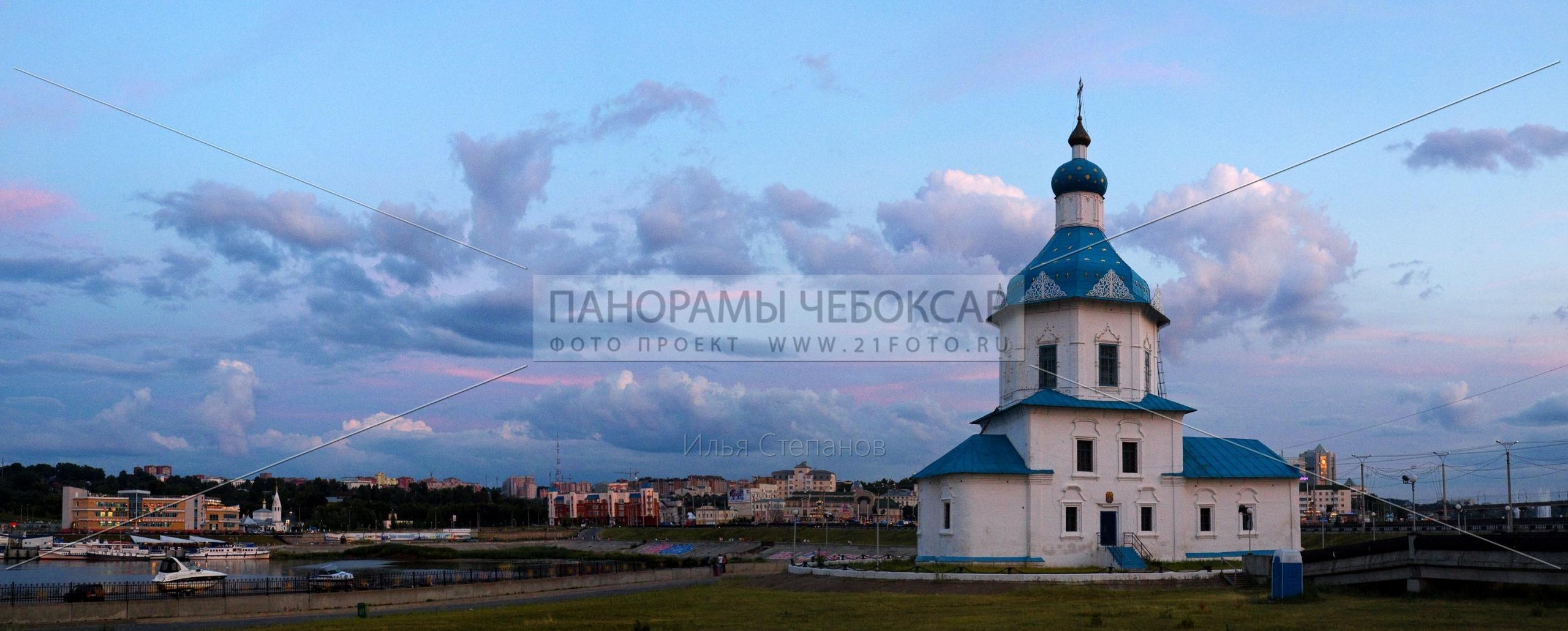 Успенская Церковь — Илья Степанов — Чебоксары