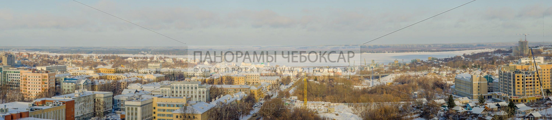 Город на Волге Чебоксары