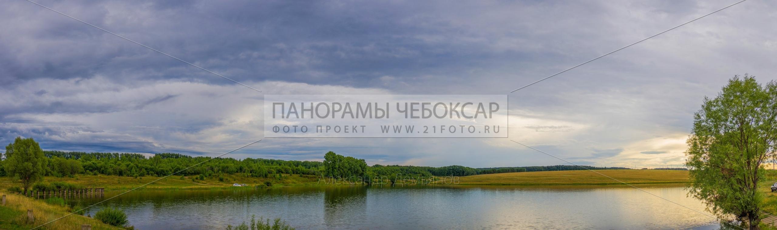 Чандровский пруд