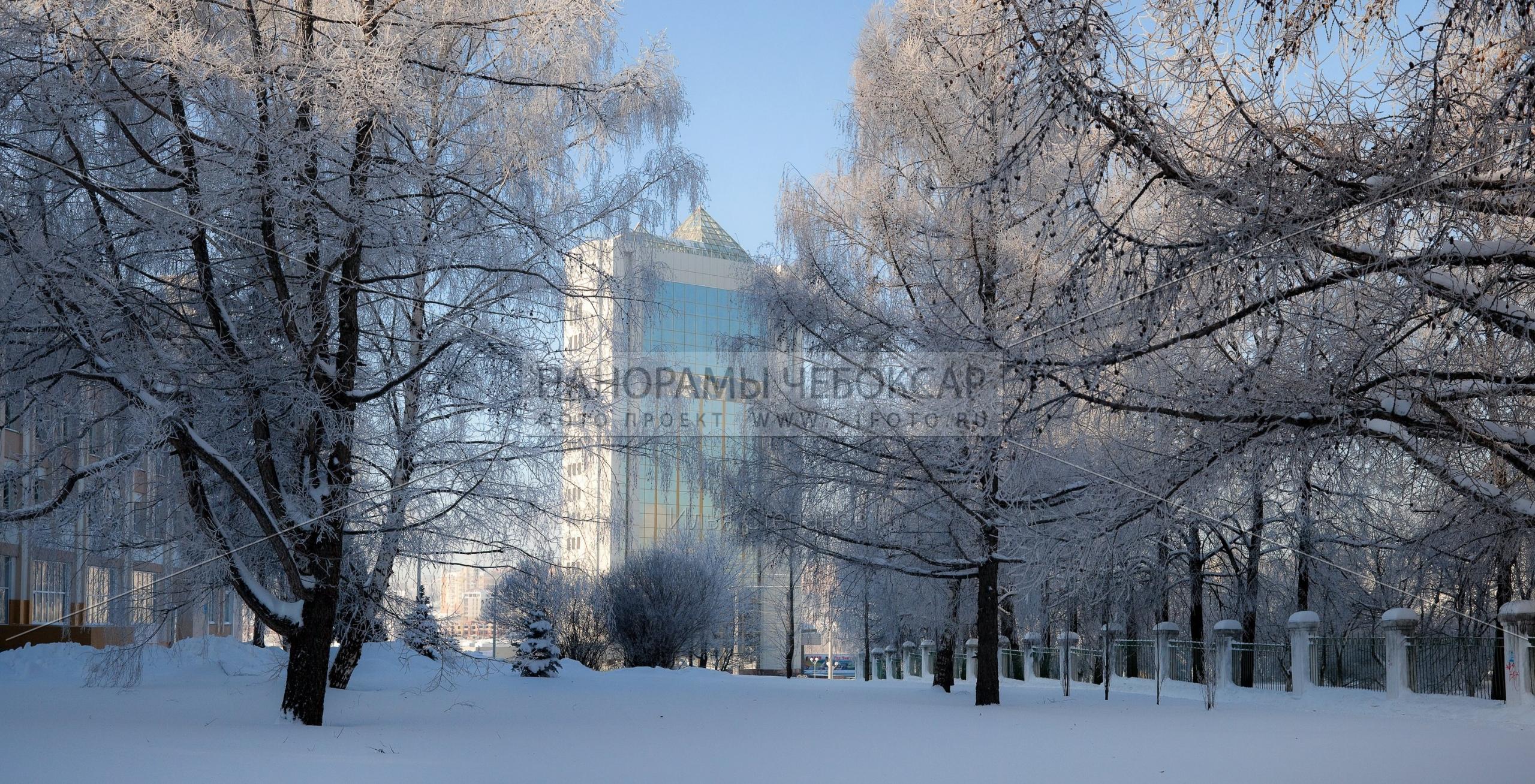 Новый Дом правительства — Илья Степанов — Чебоксары