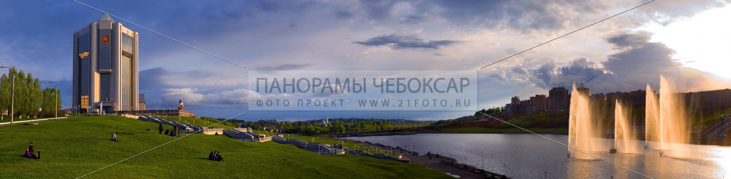 Вечернее — Илья Степанов — Чебоксары