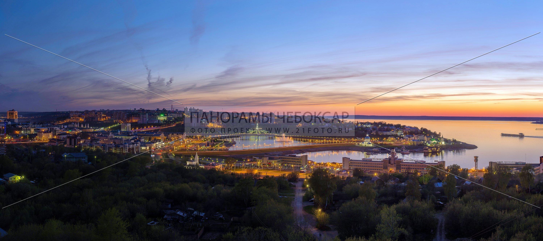 Закат в мае. 2015 Анатолий Овчинников