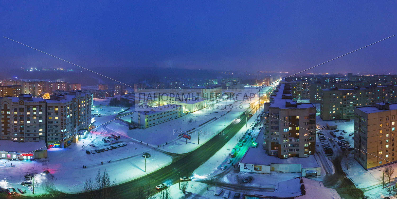 Зима ЮЗР