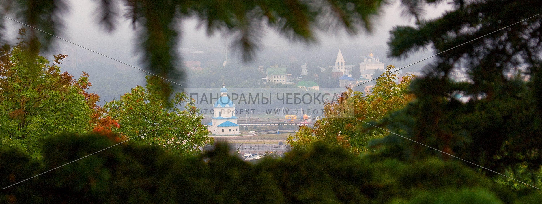 Зелёный город — Илья Степанов — Чебоксары