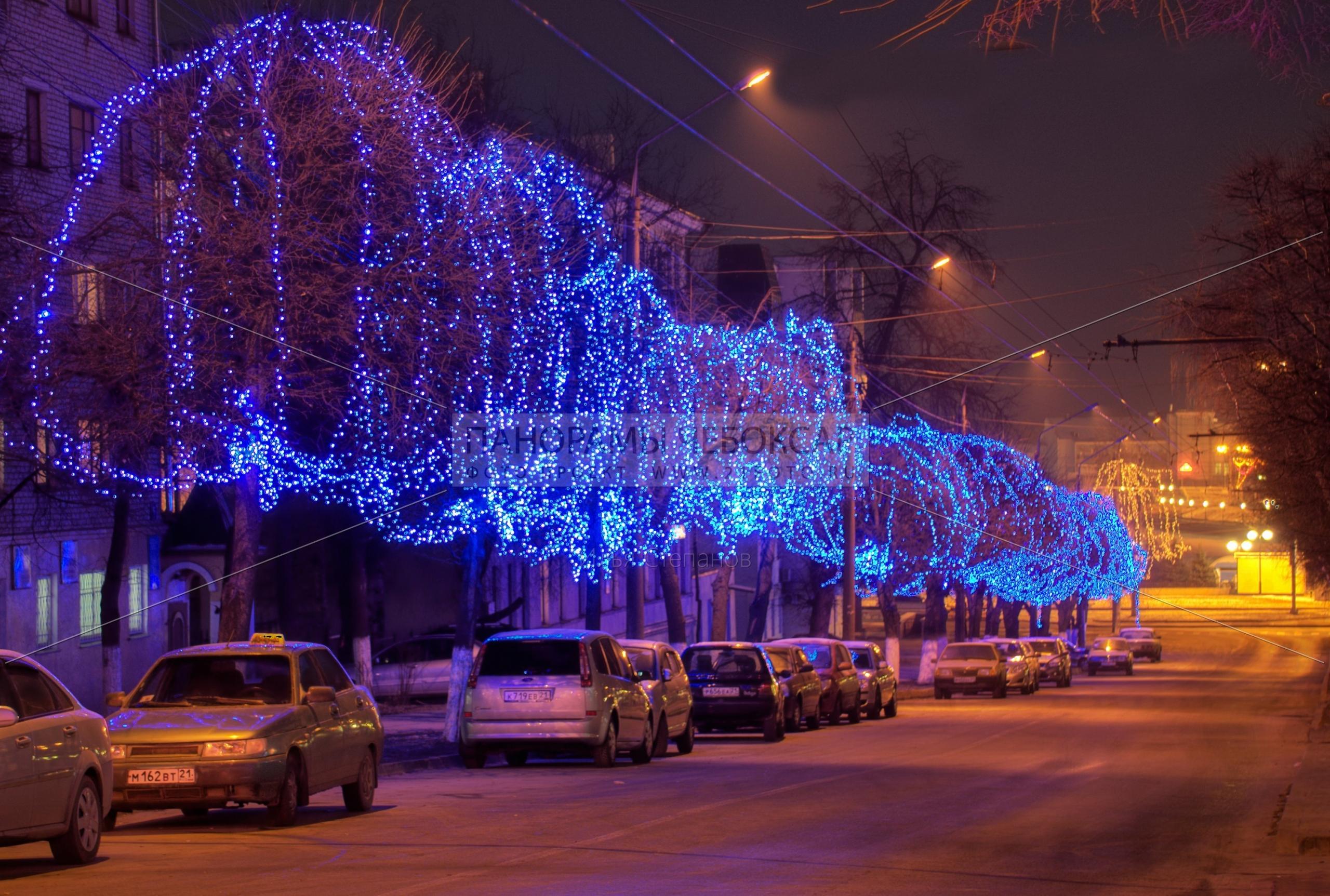 Синий — Илья Степанов — Чебоксары