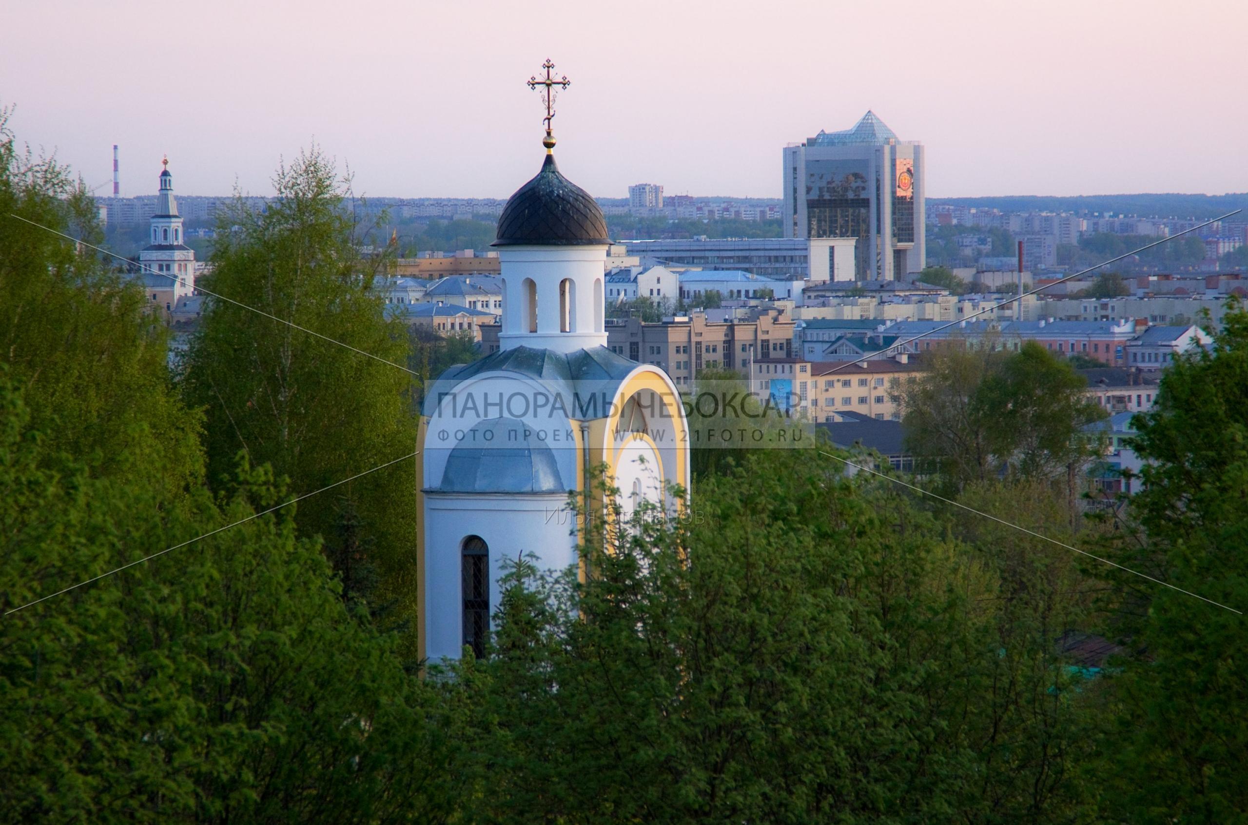 Храм-часовня Иоанна Воина — Илья Степанов — Чебоксары