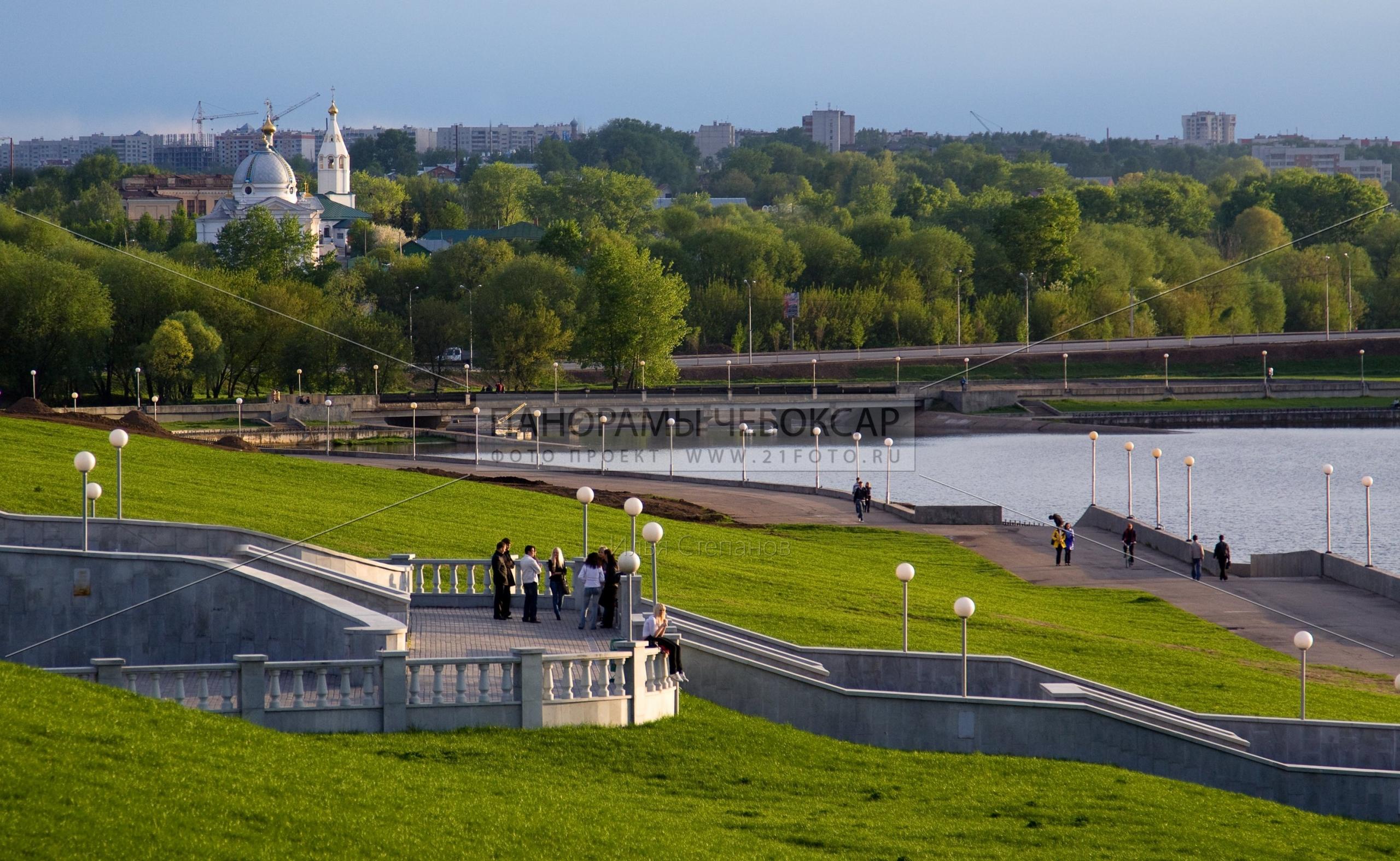 Лето, Залив — Илья Степанов — Чебоксары