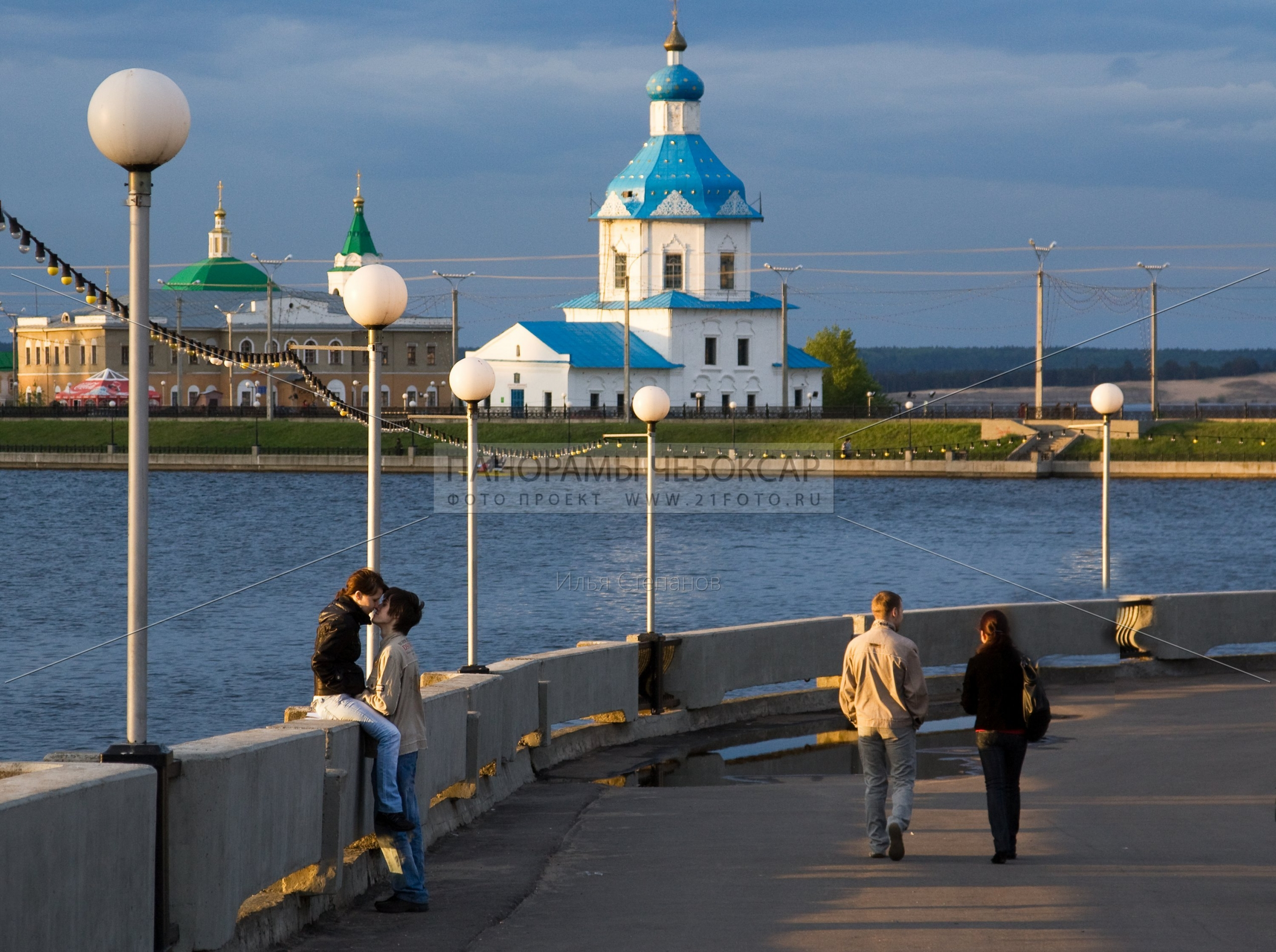 Влюблённые — Илья Степанов — Чебоксары