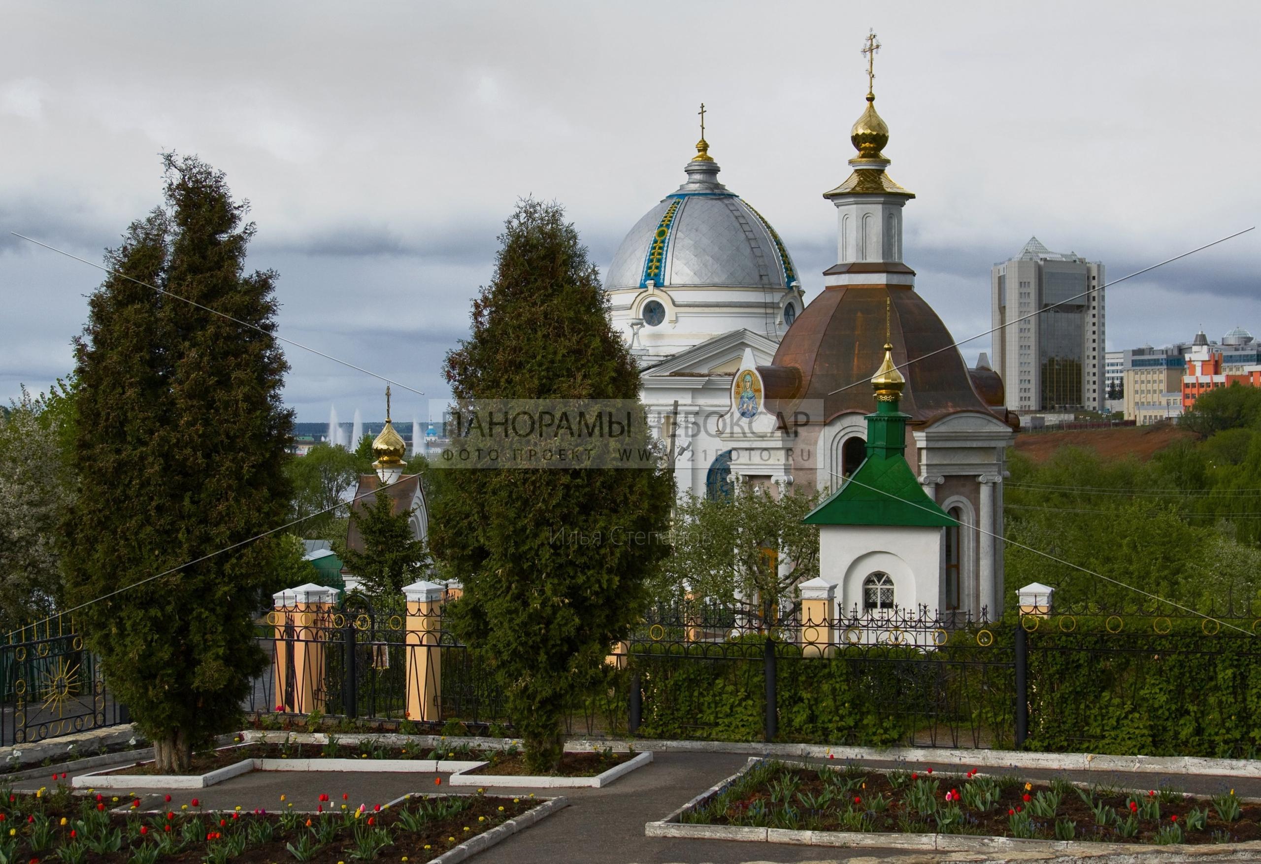Церковь Иоанна Кронштадтского — Илья Степанов — Чебоксары