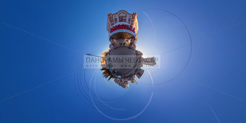 ТЦ -Москва — маленькая планета