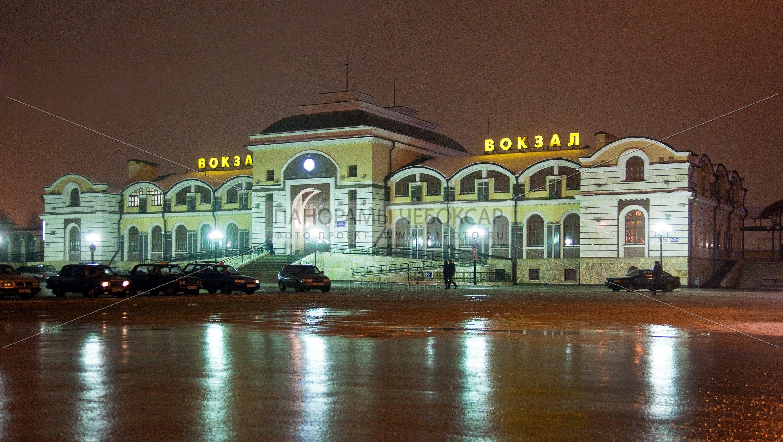 Железнодорожный вокзал — Илья Степанов — Чебоксары