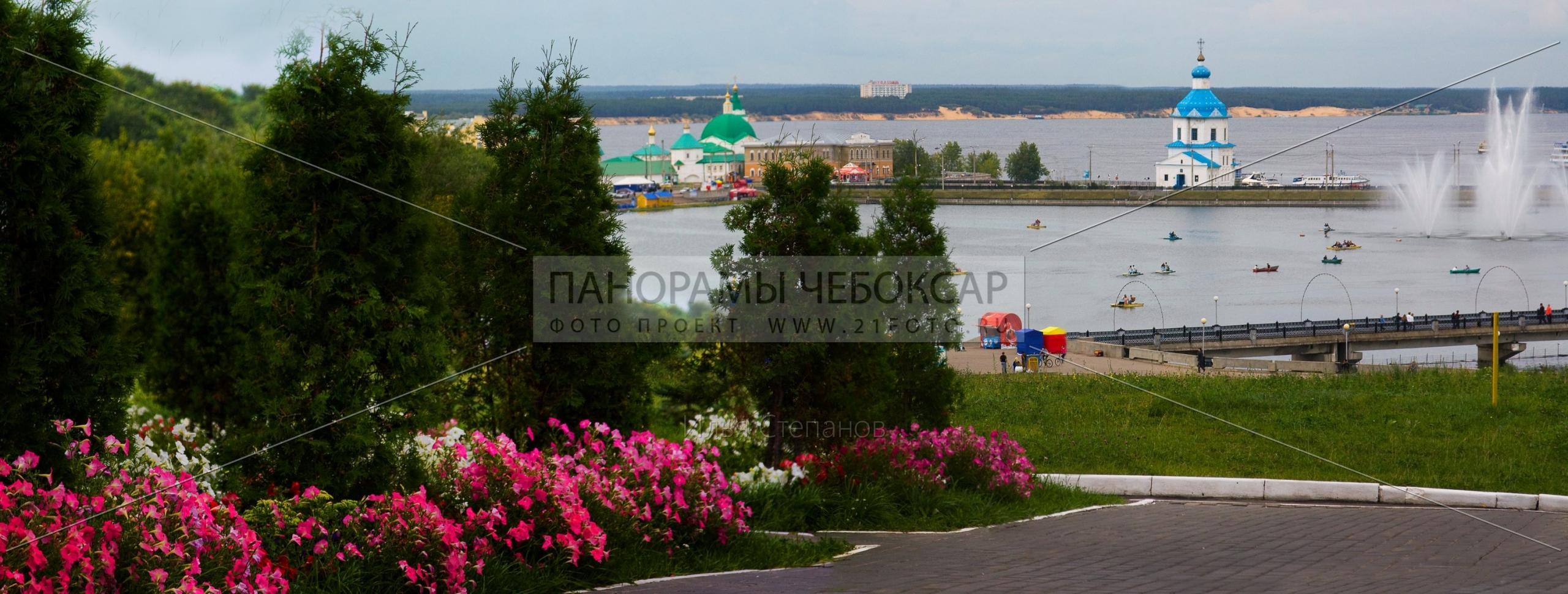 Цветы на весеннем заливе Илья Степанов — Чебоксары