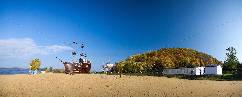 Пляж Солнечный Берег 2013
