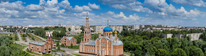 Собор святого равноапостольного князя Владимира Новочебоксарск 2016