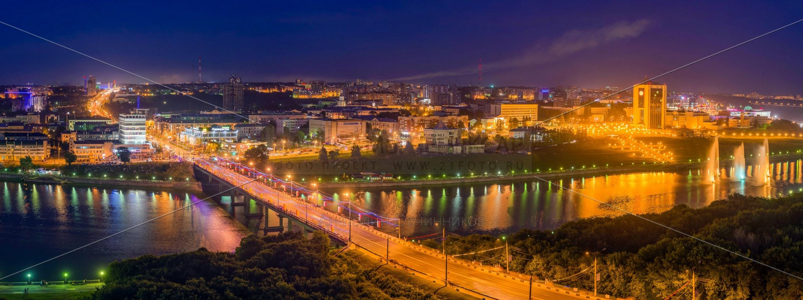 Московский мост 2015 в День Республики