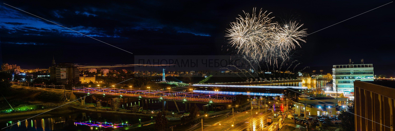 Фестиваль Фейерверков 2016 (Вариант 1)