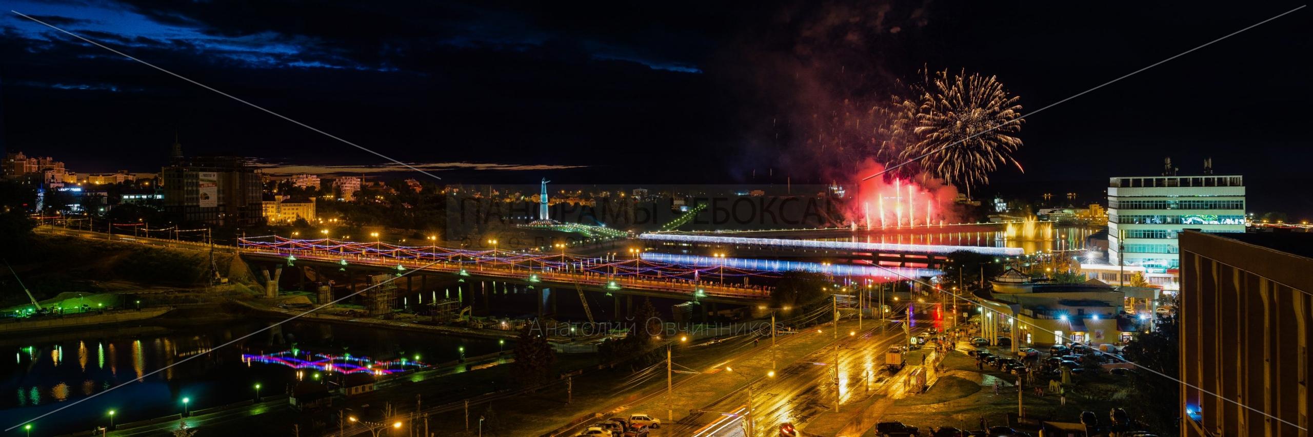 Фестиваль Фейерверков 2016