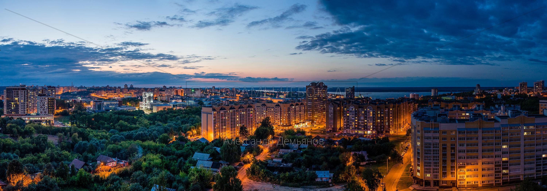 МИКРОРАЙОН «БЛАГОВЕЩЕНСКИЙ» Чебоксары летом 2018