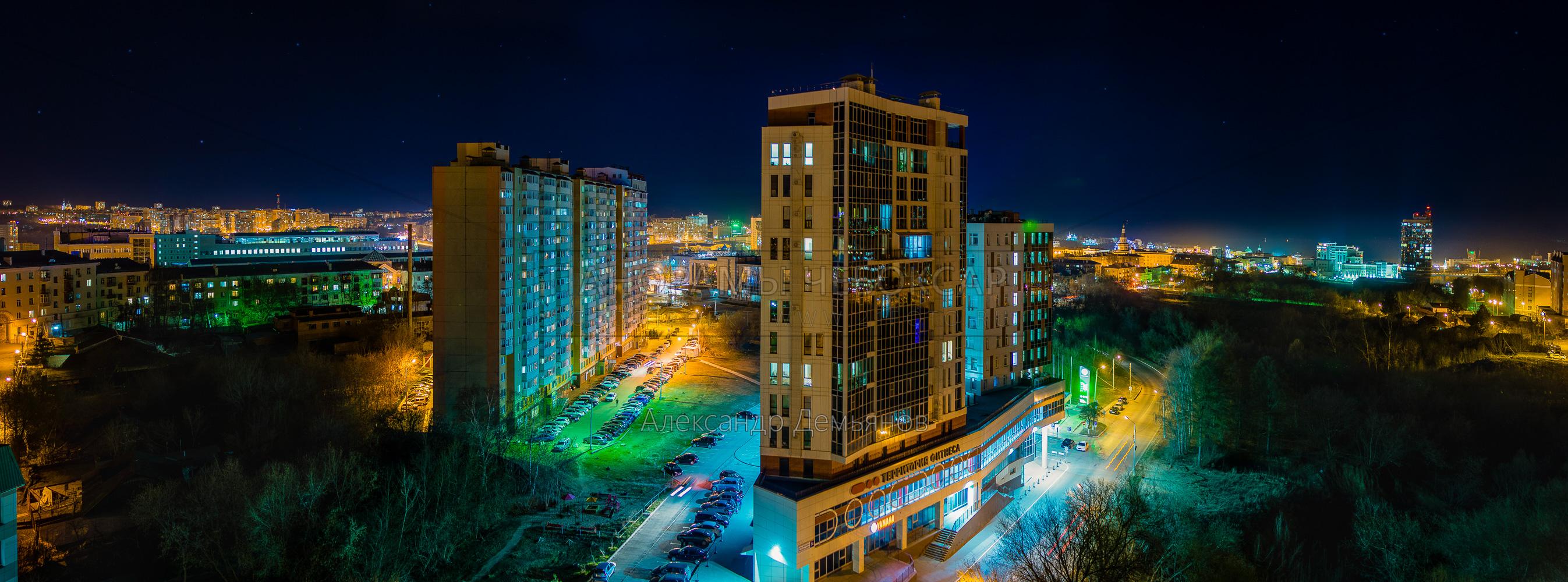 Альфа Центр Чебоксары ранней весной 2019
