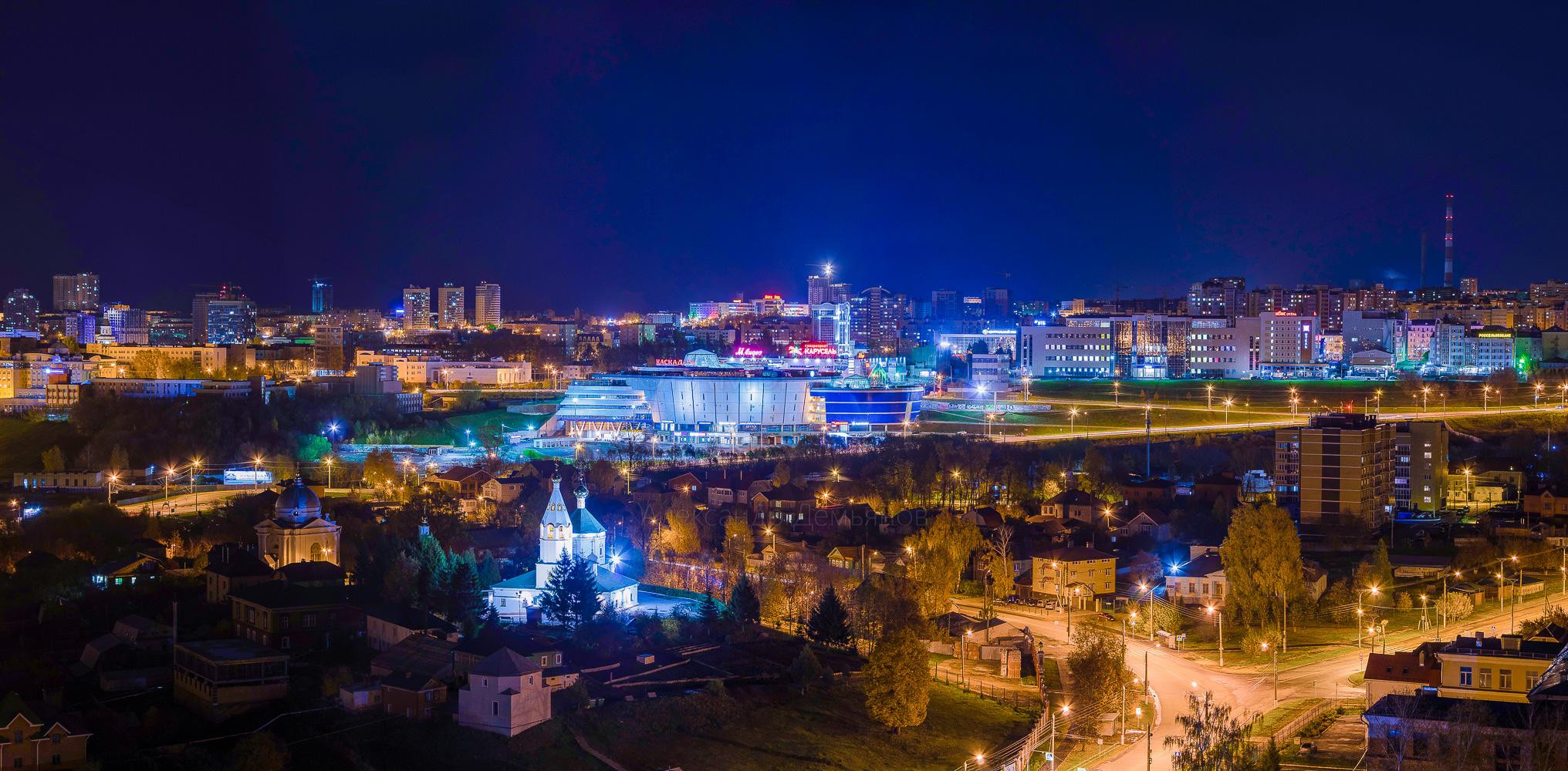 Чебоксарский Спасо-Преображенский женский монастырь Осень 2019